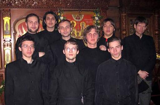Просветителя славян почтили на архиерейской Литургии в бывшем семинарском храме.
