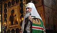 Патриарх Московский и всея Руси Кирилл: Весть о Христе спасает людей