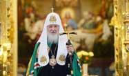 Патриарх Московский и всея Руси Кирилл: Все, что нас касается, даже самое незначительное, имеет отношение к Богу, нашему Творцу и Промыслителю