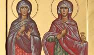 17 декабря – память мучениц Екатерины Арской и Киры Оболенской